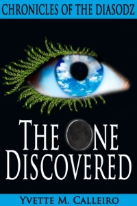 TheOneDiscovered - Cover Design 10